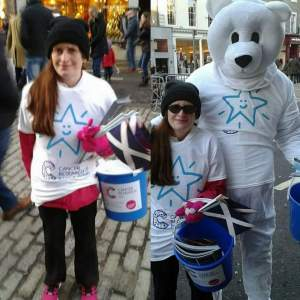 Volunteeringforcancerresearchuk